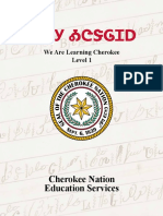 We Are Learning Cherokee (Final)