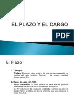 Plazo y Cargo