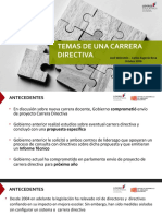 Carrera Directiva