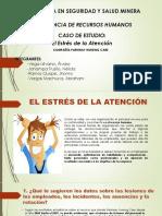 CASO PRACTICO_ El Estrés de La Atención