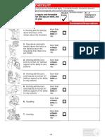 Ergonomics Hazard Zone Checklist