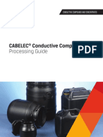 Processing Guide CABELEC Conductive Compounds