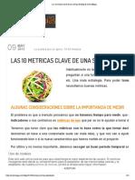 Las 10 Metricas Clave de Una Startup _ El Blog de Javier Megias