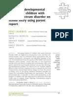 7. Measuring Developmental Progress of Children