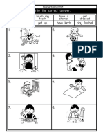 2 Every Day Worksheets