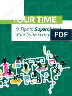 eBook 9 Tips to Supercharge Your Cybersecurity Career