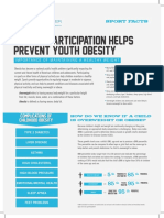 Youth obesity