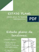estados planos de tensiones