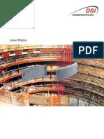 Dsi Underground Systems Liner Plate Us