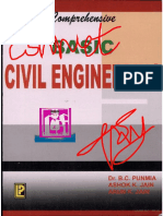 Basic Civil Engineering by Punmia