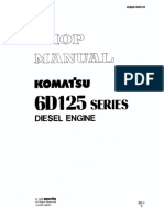 Komatsu 6D125 Diesel Engine Service Repair Manual.pdf