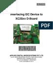 I2C Interfacing to XC3S400 FPGA