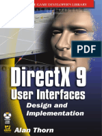 Directx 9 User Interfaces - Design and Implementation.pdf