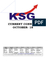 October 2018, Current Connect, KSG India