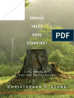 [Christopher D. Stone] Should Trees Have Standing.pdf