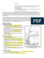 Overview Handout SL--Biological LOA
