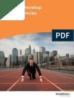 How to Develop Competencies