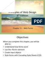 Understanding and Using Web Forms