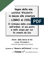 Volume 01 A5 Per Stampa Tipografia