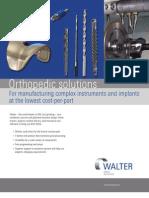 Walter Orthopedic Solutions Catalog