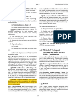 AWS D1.1 - Acceptance Criteria for RT