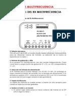 Ds003 Rx Multifrecuencia