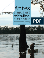 Antes a água era cristalina, pura e sadia. Percepções quilombolas e ribeirinhas dos impactos e riscos da mineração em Oriximiná, Pará
