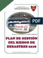 Programa JDEN 2018