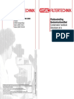 Hydac Contamination Handbook