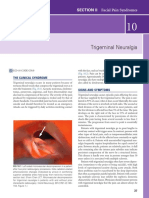 Chapter 10 - Trigeminal Neuralgia