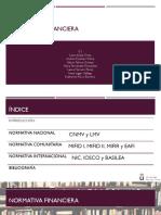 G1. Normativa Financiera