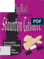 E. Schiller & B. Colias - How to Play Black Against the Staunton Gambit