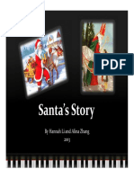 History Challenge Santa