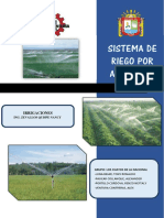 Informe Sistema de Riego Por Aspersion