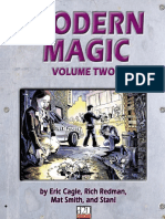 Modern Magic, Vol 2