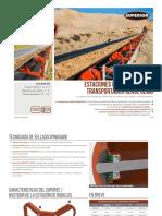 CEMA Rated Conveyor Idler SPLT1016ESPR 01