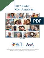 2017 Older Americans Profile