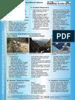 Factsheet Water Supply