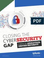 3 Keys to Analytics Driven Security