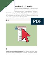 Cómo hacer un remix.pdf