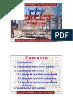 Capítulo4 - Criterios de Ajuste y Coordinación