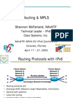 5.Routing and MPLS SM 3