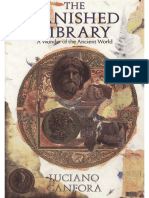 Luciano Canfora, Martin Ryle (Transl.) - The vanished library. A Wonder of the Ancient World   (1990, University of California Press).pdf