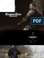 Kingdom Come Deliverance Artbook