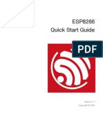 Esp8266 Quick Start Guide En