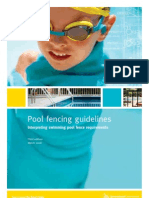 Pool Safety Guidelines