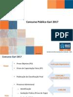 20170323 - Concurso Gari 2017 - REDIR