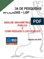 Caracterização Gravimétrica do Lixo Público - 2016.pdf