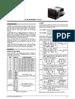 Controlador de Temperatura TC4