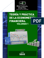 econometria financiera